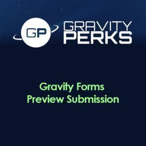 Sale! Buy Discount Gravity Perks – Gravity Forms Preview Submission - Cheap Discount Price