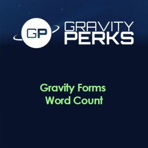 Sale! Buy Discount Gravity Perks – Gravity Forms Word Count - Cheap Discount Price