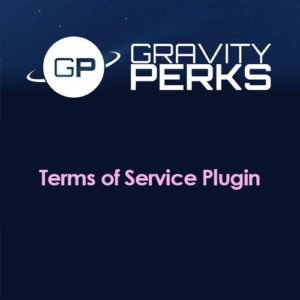 Sale! Buy Discount Gravity Perks Terms of Service Plugin - Cheap Discount Price