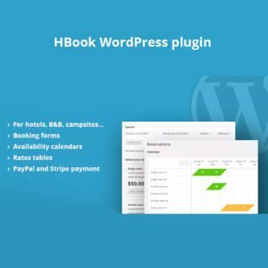 Sale! Buy Discount HBook – Hotel booking system – WordPress Plugin - Cheap Discount Price