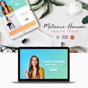 Sale! Buy Discount Health Coach Blog & Lifestyle Magazine WordPress Theme - Cheap Discount Price