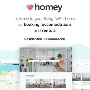Sale! Buy Discount Homey – Booking and Rentals WordPress Theme - Cheap Discount Price