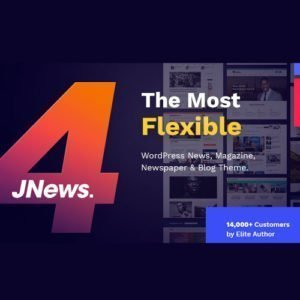 Sale! Buy Discount JNews – WordPress Newspaper Magazine Blog AMP Theme - Cheap Discount Price