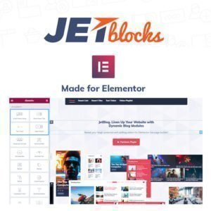 Sale! Buy Discount JetBlocks For Elementor - Cheap Discount Price