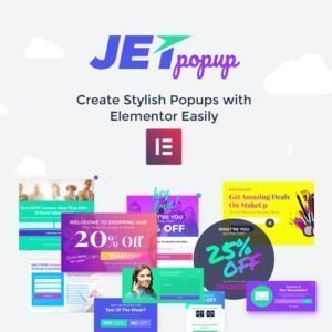 Sale! Buy Discount JetPopup For Elementor - Cheap Discount Price