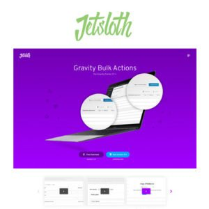 Sale! Buy Discount Jetsloth – Gravity Forms Bulk Actions Pro - Cheap Discount Price
