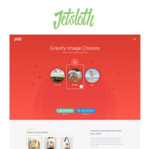Sale! Buy Discount Jetsloth – Gravity Forms Image Choices - Cheap Discount Price