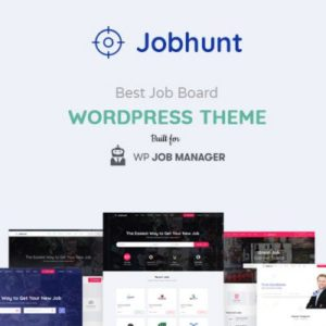 Sale! Buy Discount Jobhunt – Job Board WordPress theme for WP Job Manager - Cheap Discount Price