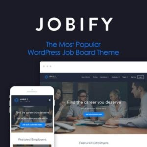 Sale! Buy Discount Jobify – The Most Popular WordPress Job Board Theme - Cheap Discount Price