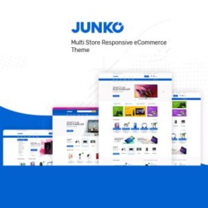 Sale! Buy Discount Junko – Technology Theme for WooCommerce WordPress - Cheap Discount Price