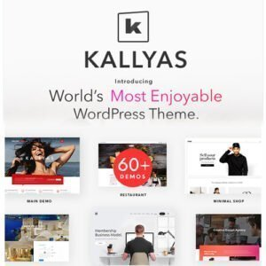 Sale! Buy Discount KALLYAS – Creative eCommerce Multi-Purpose WordPress Theme - Cheap Discount Price