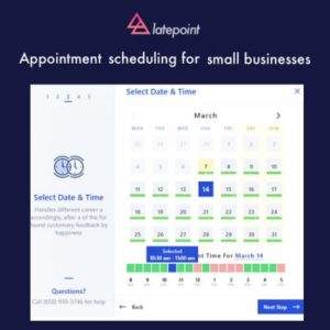 Sale! Buy Discount LatePoint – Appointment Booking & Reservation plugin for WordPress - Cheap Discount Price