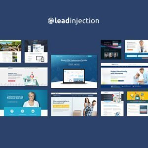 Sale! Buy Discount Leadinjection – Landing Page Theme - Cheap Discount Price