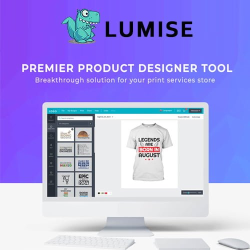 Sale! Buy Discount Lumise Product Designer | WooCommerce WordPress - Cheap Discount Price
