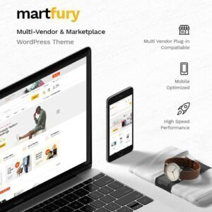 Sale! Buy Discount Martfury – WooCommerce Marketplace WordPress Theme - Cheap Discount Price
