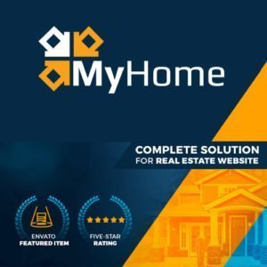 Sale! Buy Discount MyHome Real Estate WordPress - Cheap Discount Price
