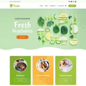 Sale! Buy Discount MyThemeShop Fresh WordPress Theme - Cheap Discount Price