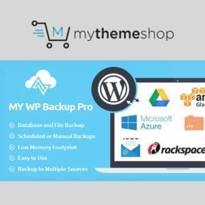 Sale! Buy Discount MyThemeShop My WP Backup Pro - Cheap Discount Price