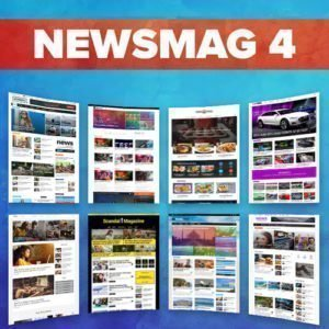 Sale! Buy Discount Newsmag – News Magazine Newspaper - Cheap Discount Price