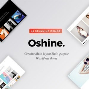 Sale! Buy Discount Oshine – Multipurpose Creative Theme - Cheap Discount Price