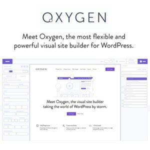 Sale! Buy Discount Oxygen 2.0 – The Visual Website Builder - Cheap Discount Price