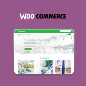 Sale! Buy Discount Pharmacy Storefront WooCommerce Theme - Cheap Discount Price