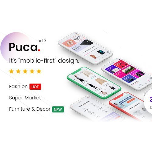 Sale! Buy Discount Puca – Optimized Mobile WooCommerce Theme - Cheap Discount Price
