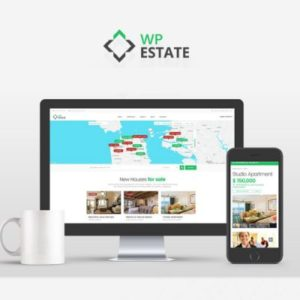 Sale! Buy Discount Real Estate – WP Estate Theme - Cheap Discount Price