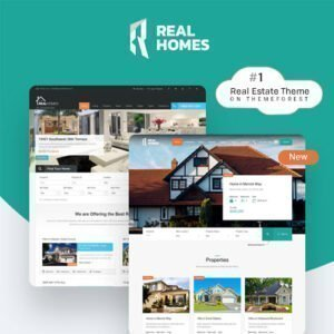 Sale! Buy Discount Real Homes – WordPress Real Estate Theme - Cheap Discount Price
