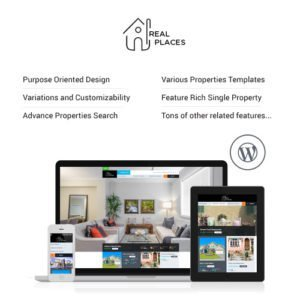 Sale! Buy Discount Real Places – Responsive WordPress Real Estate Theme - Cheap Discount Price
