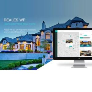 Sale! Buy Discount Reales WP – Real Estate WordPress Theme - Cheap Discount Price