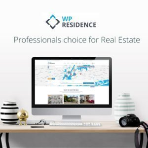 Sale! Buy Discount Residence Real Estate WordPress Theme - Cheap Discount Price