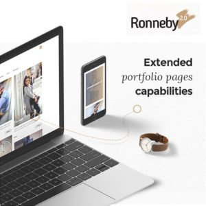 Sale! Buy Discount Ronneby – High-Performance WordPress Theme - Cheap Discount Price