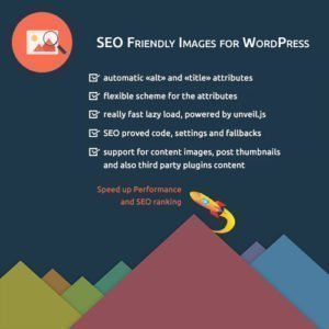 Sale! Buy Discount SEO Friendly Images Pro for WordPress - Cheap Discount Price