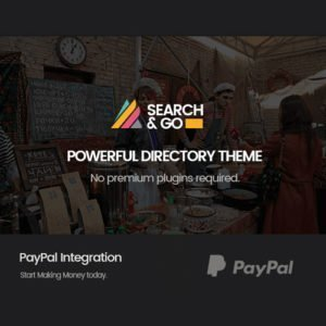 Sale! Buy Discount Search & Go – Smart Directory Theme - Cheap Discount Price