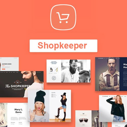 Sale! Buy Discount Shopkeeper – eCommerce WP Theme for WooCommerce - Cheap Discount Price