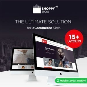 Sale! Buy Discount ShoppyStore – Multipurpose Responsive WooCommerce WordPress Theme - Cheap Discount Price
