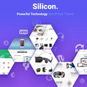 Sale! Buy Discount Silicon – Startup and Technology WordPress Theme - Cheap Discount Price
