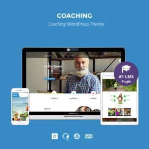 Sale! Buy Discount Speaker and Life Coach WordPress Theme | Coaching WP - Cheap Discount Price