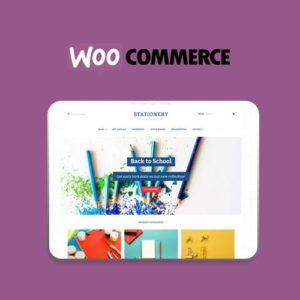 Sale! Buy Discount Stationery Storefront WooCommerce Theme - Cheap Discount Price