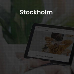 Sale! Buy Discount Stockholm – A Genuinely Multi-Concept Theme - Cheap Discount Price