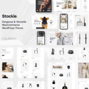 Sale! Buy Discount Stockie – Multi-purpose Creative WooCommerce Theme - Cheap Discount Price