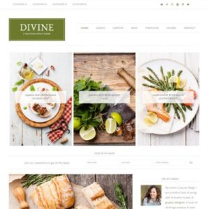 Sale! Buy Discount StudioPress Divine Pro Genesis WordPress Theme - Cheap Discount Price