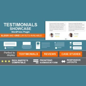 Sale! Buy Discount Testimonials Showcase – WordPress Plugin - Cheap Discount Price