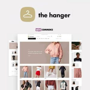 Sale! Buy Discount The Hanger – Modern Classic WooCommerce Theme - Cheap Discount Price