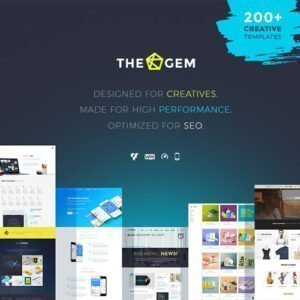 Sale! Buy Discount TheGem – Creative Multi-Purpose High-Performance WordPress Theme - Cheap Discount Price