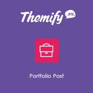 Sale! Buy Discount Themify Portfolio Post - Cheap Discount Price