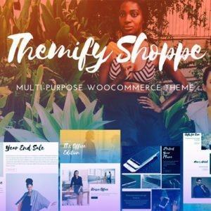 Sale! Buy Discount Themify Shoppe WooCommerce Theme - Cheap Discount Price