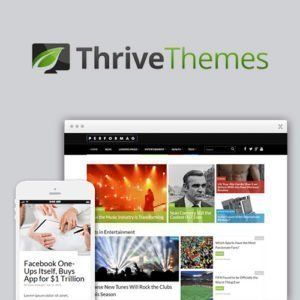 Sale! Buy Discount Thrive Themes Performag WordPress Theme - Cheap Discount Price