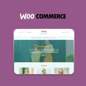 Sale! Buy Discount Toyshop Storefront WooCommerce Theme - Cheap Discount Price